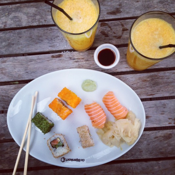 Sushi Bijenkorf