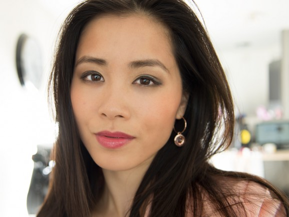 my-huong-face-of-the-day-577x434 Zomer make-up look