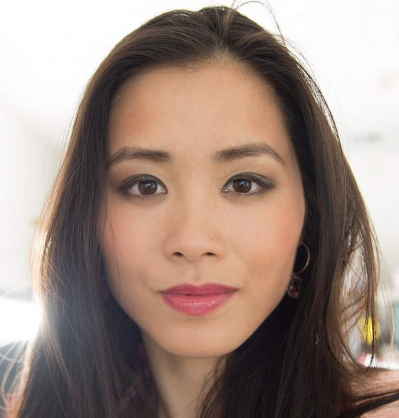 my-huong-look-face-of-the-day-577x604 Zomer make-up look