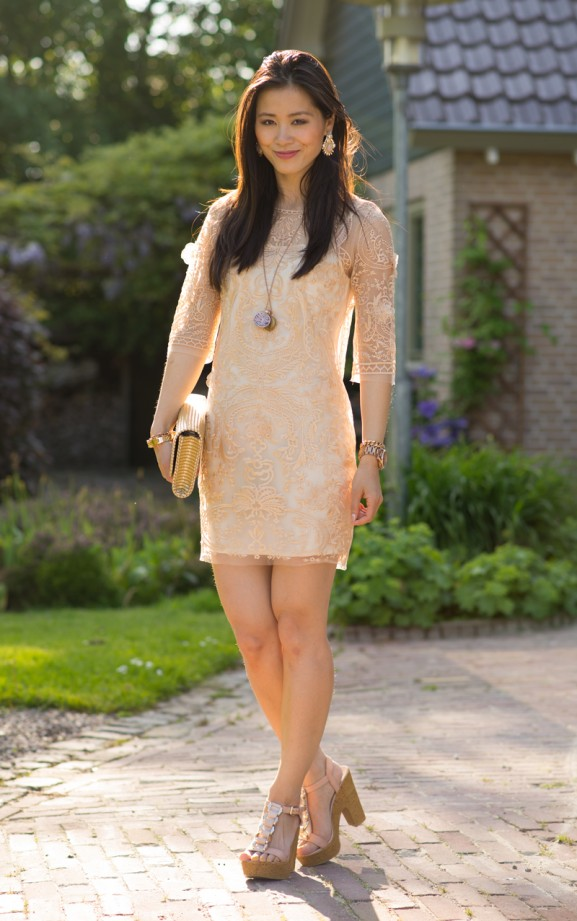 my-huong-outfit-look-golden-sequins-cocktail-look