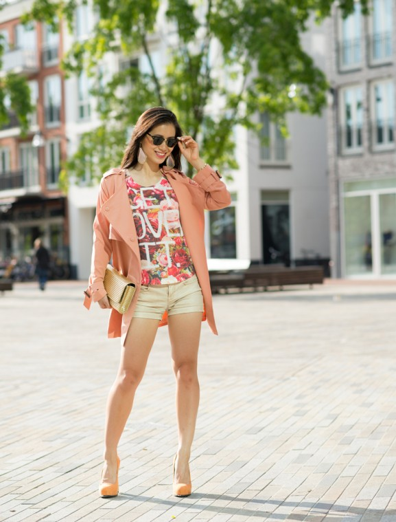 my-huong-outfit-look-peachy-koraal-city-outfit-rayban-clubmaster-577x759 Outfit: Peachy city look