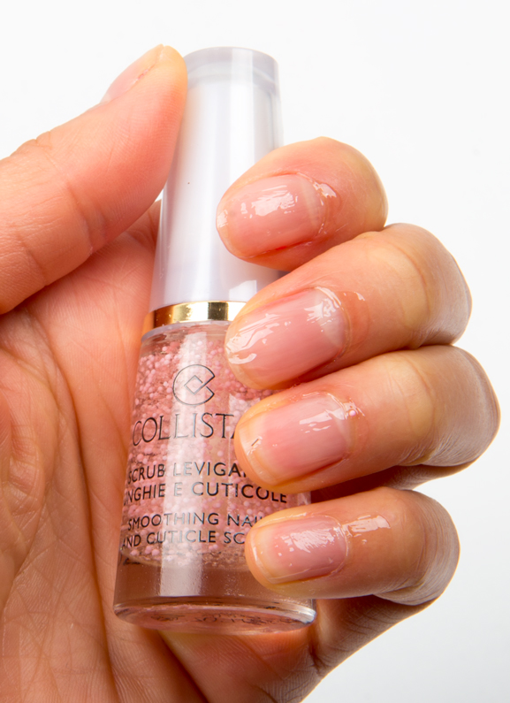 scrub-cuticole-smoothing-nail-and-cuticle-scub Collistar SOS kit Perfect Nails