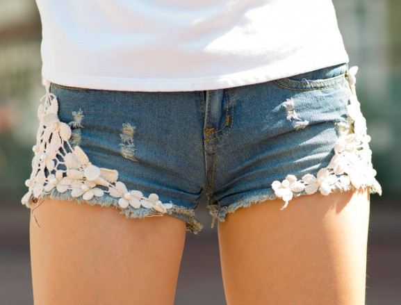short-sheinside-jeans