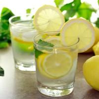 Citroen water drinken gezond