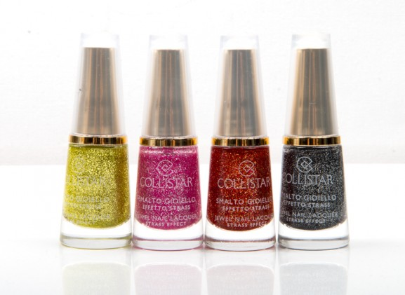 Jewel-nail-lacquer-strass-effect-577x421 Collistar Limited Edition Nagellak Collectie 2014