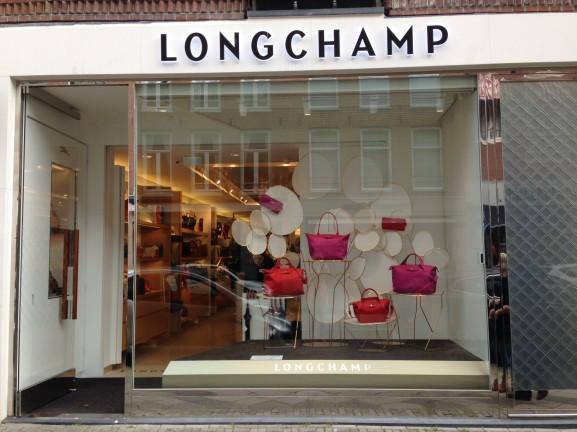 Longchamp PC hoofd