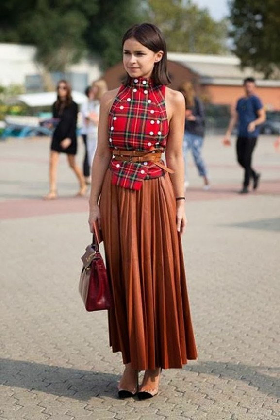 Maxi-Skirts-For-Spring-Summer-2014-9-577x865 10 x Howto Wear: Maxi skirt