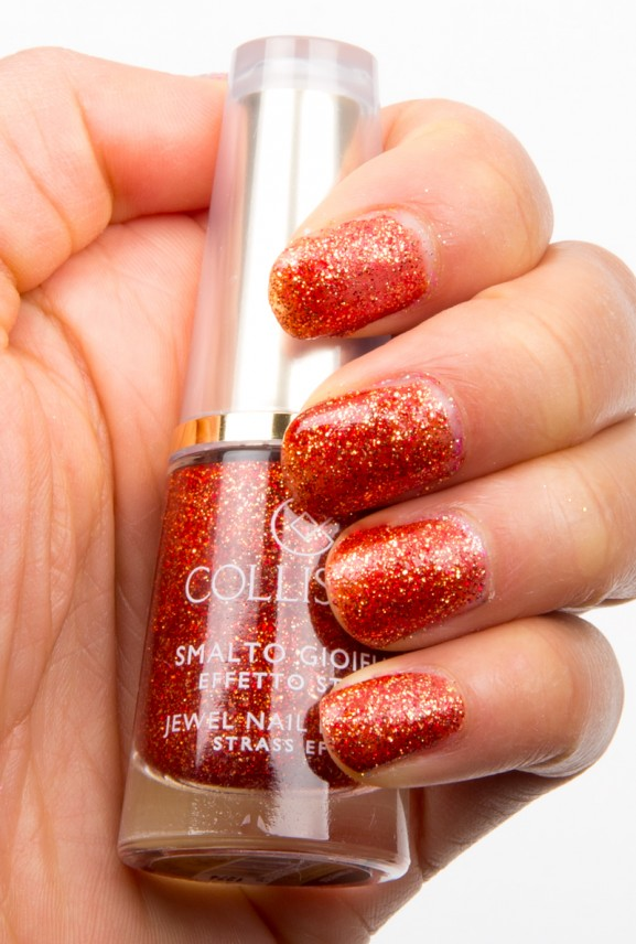 Rosa-strass-639-577x856 Collistar Limited Edition Nagellak Collectie 2014