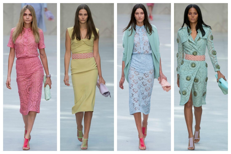 De Nieuwste Trends Kleding.Zomertrends Kleur En Bloemenprint The Beauty Musthaves