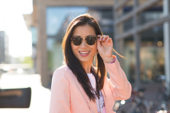 my-huong-rayban-outfit-clubmaster