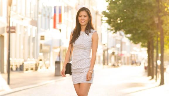 renascimento-jurk-577x327 Outfit: Rinascimento Dotted dress