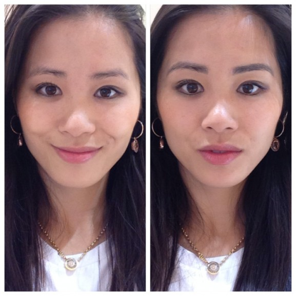Benefit before after