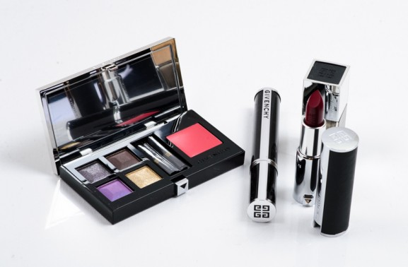 Givenchy-Palette-Extravancia-lipstick-577x378 Givenchy Extravagancia Autumn/winter collectie 2014