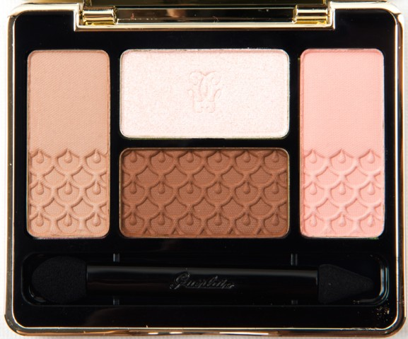 Guerlain-brown-eyeshadow-les-sables-577x480 Guerlain Kiss Kiss make-up herfstcollectie 2014