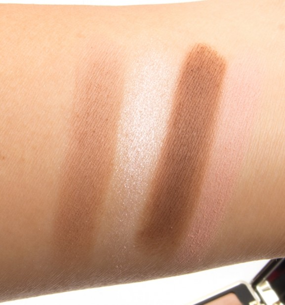 Les-sables-eyeshadow-ecrin-couleurs-Guerlain-swatches-577x618 Guerlain Kiss Kiss make-up herfstcollectie 2014