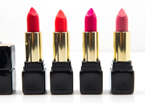 Lipstick-Kiss-kiss-lipstift-577x413 Guerlain Kiss Kiss make-up herfstcollectie 2014