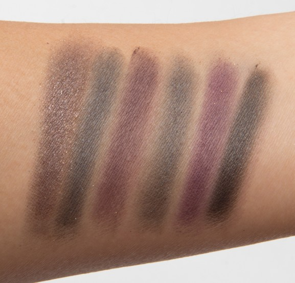 Swatches-sleek-arabian-nights-2-577x555 Sleek Arabian Nights Smoke & Shadows i-Divine Palette