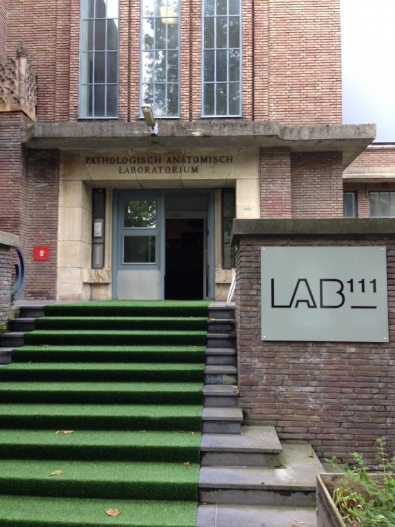 Casting Lab 111 amsterdam