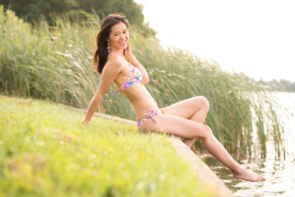 my-huong-beach-lake-bikini-sheinside-577x385 Outfit: Hot Summer Days