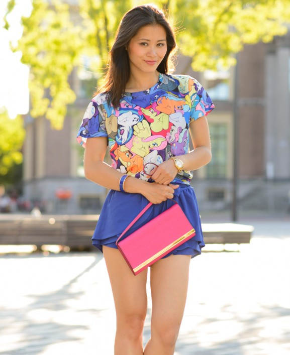 my-huong-outfit-leeuwarden-blogger-fashion-sheinside-blue-summer