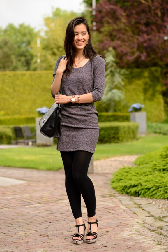 my-huong-sans-online-black-michael-kors-horloge-rose-mi-moneda-577x864 Outfit: Black chique business casual