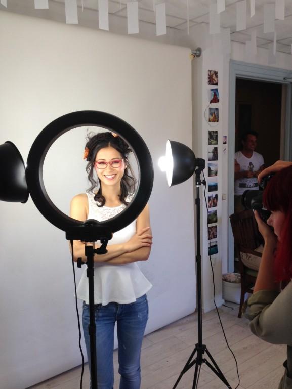 ringflitser-studio-my-huong-model-flits-577x769 Diary pic's: Casting's, fotoshoot's, lekker eten & de hitte dagen