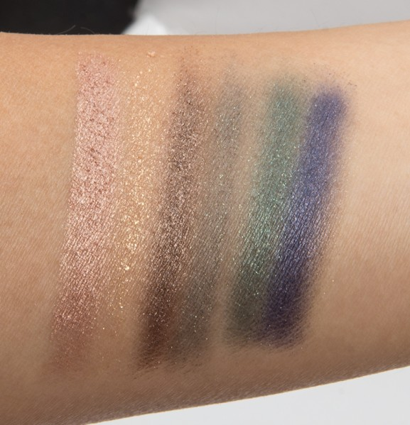 swatches-sleek-arabian-nights-colours-1-577x599 Sleek Arabian Nights Smoke & Shadows i-Divine Palette