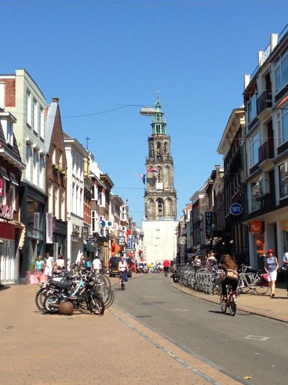 Groningen shoppen