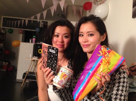 Kai huong en ik