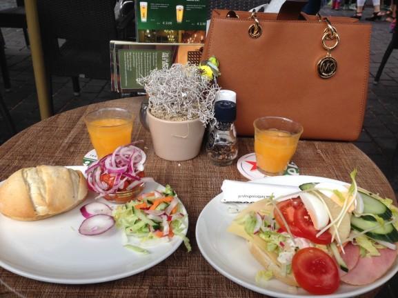 lunchen met samantha schrader broodhuys leeuwarden