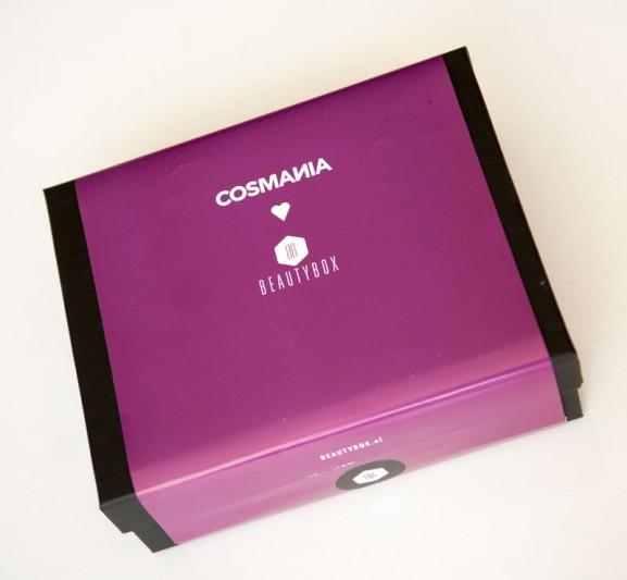 Beautybox-Cosmania-editie