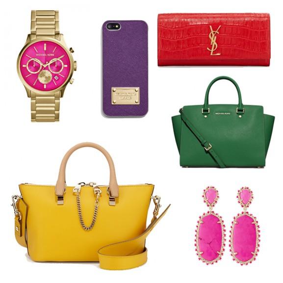 Collage-chloe-tas-michael-kors-accessoires-ysl-musthaves-summer-577x577 Nazomer musthaves: Michael Kors, Chloe & YSL