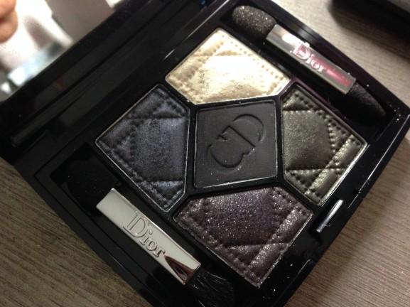 Dior-Palette-577x432 Diary pic's: beauty producten, uit eten & shoppen