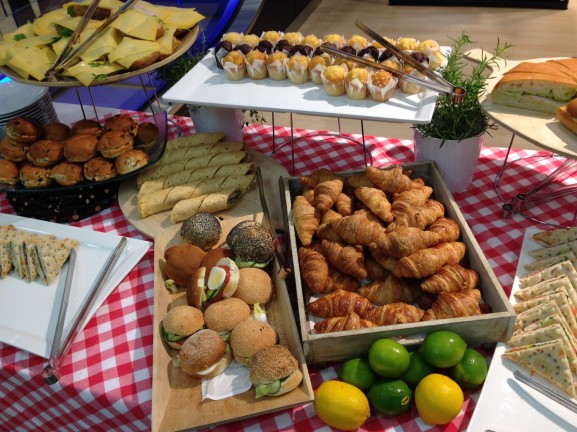 Lunch-Opening-Primark-Arnhem-577x432 Diary pic's: Glamourdays, Opening Primark Arnhem &  Fotoshoot