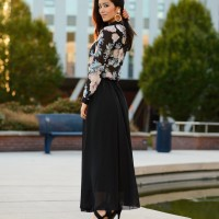 black-maxi-skirt-outfit-200x200 Outfit: Black Maxi Skirt