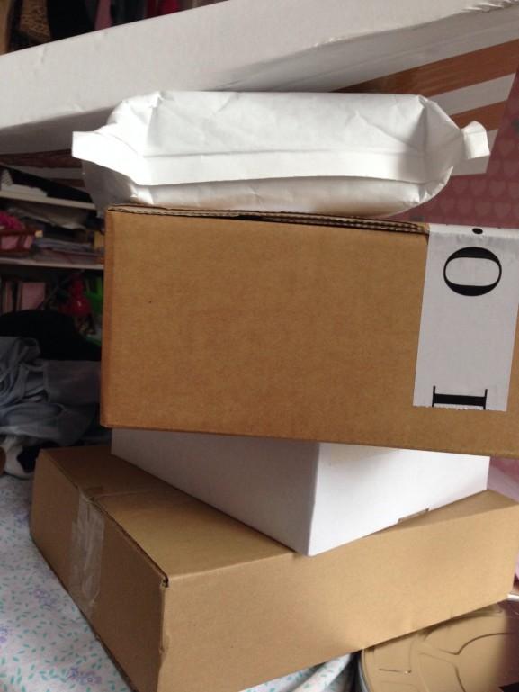 pakketjes ontvangen beauty blogger wowww leuke thuis kom