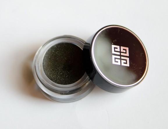 Ombre-couture-paupiers-creme-Noir-Sequin-577x442 Givenchy Folie de Noirs Kerstcollectie 2014