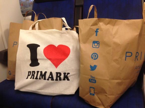 Primark-Shoppen-577x432 Diary pic's: Opening Primark,  Mi Moneda, Bullboxer en gezellige avonden