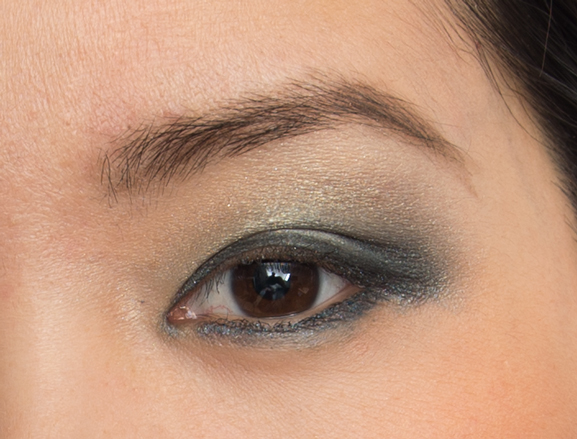 eye-look Face of the day: Blue lagoon