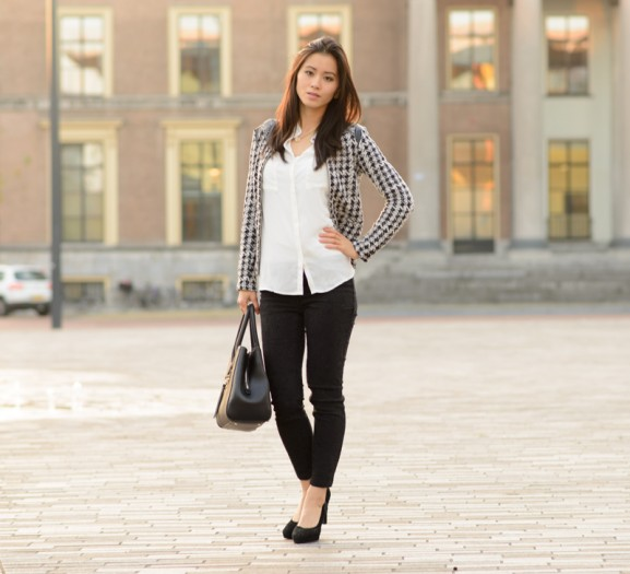 my-huong-zaailand-blogger-leeuwarden-fashion-577x525 Outfit: Office chic, white blouse & black pants