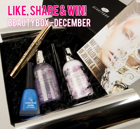 Beautybox-december-2014-577x532 2x Win! Beautybox december 2014