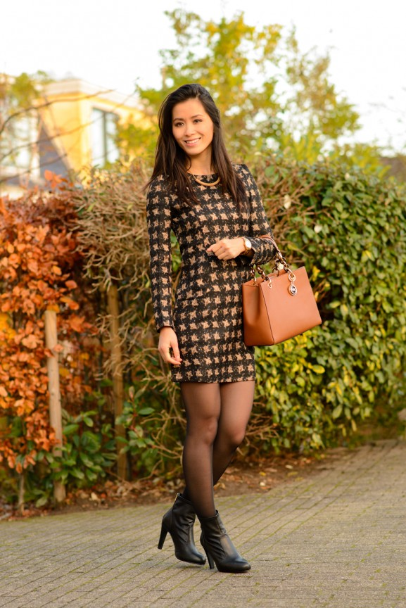 MyHuong-Jurk-Micheal-Kors-sheinside-577x864 Outfit: Ready for christmas