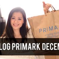 Primark shoplog december 2014