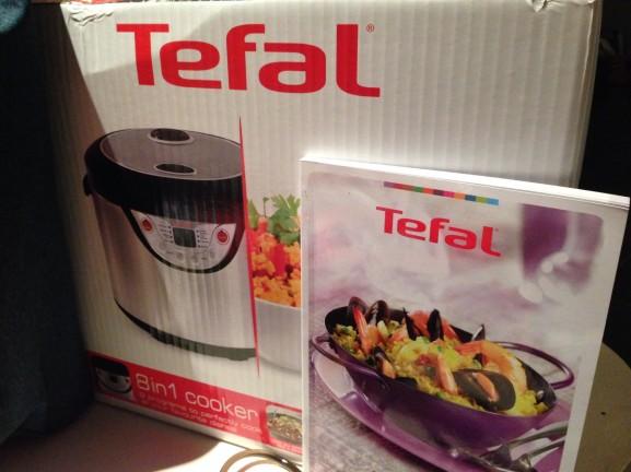 Tefal rijst
