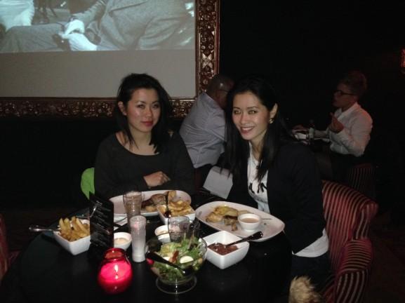 Uit eten Amsterdam
