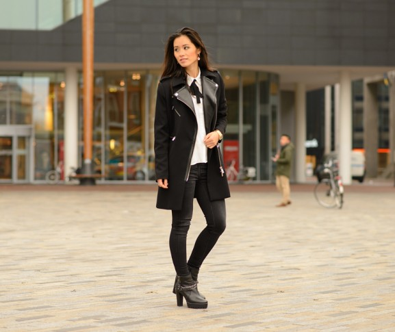 my-huong-outfit-black-white-leather-biker