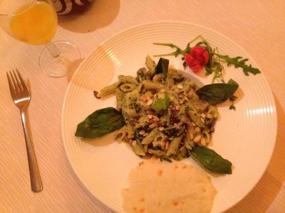 lekker eten bij trattoria pasta