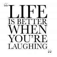 life-is-better-when-youre-laughing-quote-3-200x200 11x inspirerende quotes waar je blij van wordt