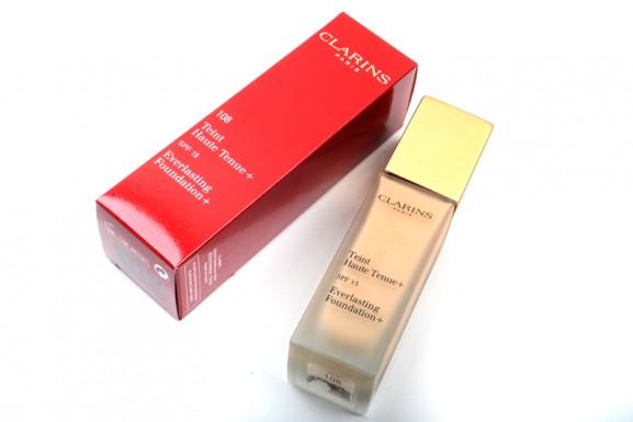 Clarins-teint-haute-tenue-577x385 Clarins Instant Light Lip balm perfector & Teint Haute Tenue 2015
