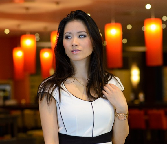 My-Huong-the-white-black-dress-wtc-leeuwarden-577x500 Outfit: wit is het nieuwe zwart